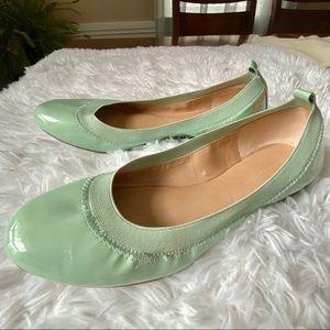 Banana Republic Mint Green Abby Ballet Flat